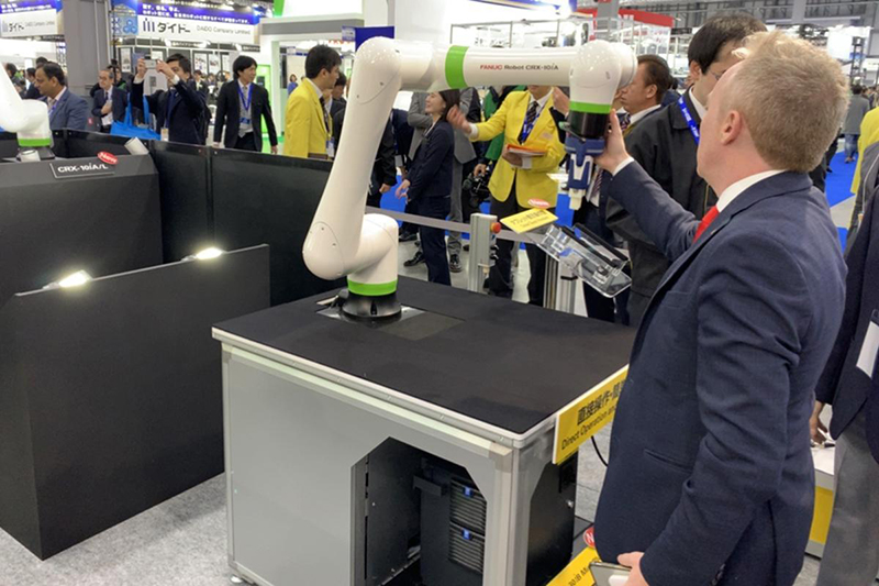 FANUC CRX 10iA Collaborative Robot 1