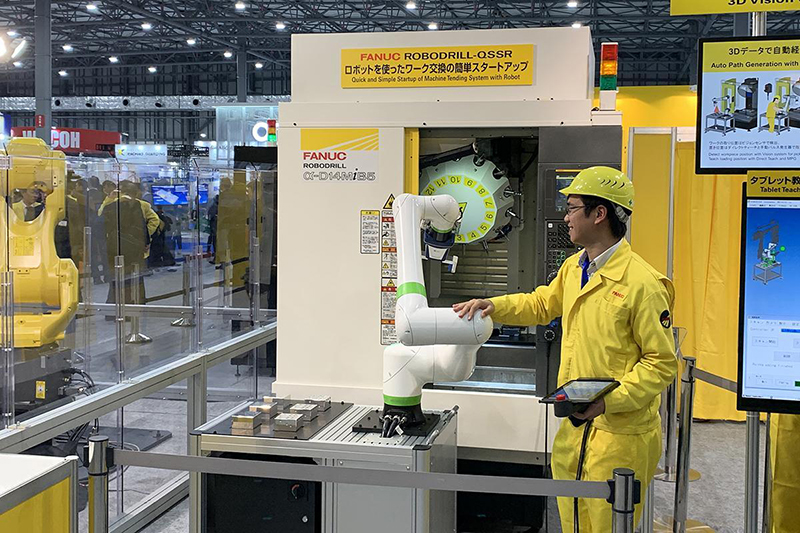 FANUC CRX 10iA Collaborative Robot 2