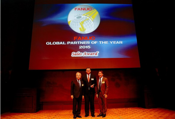 Fanuc Partner of the Year