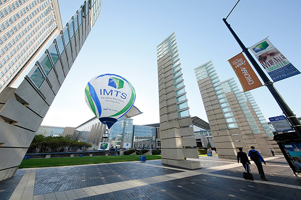 IMTS one of the largest industrial trade shows in the world