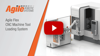 Agile Flex CNC Machine Tool Loading System